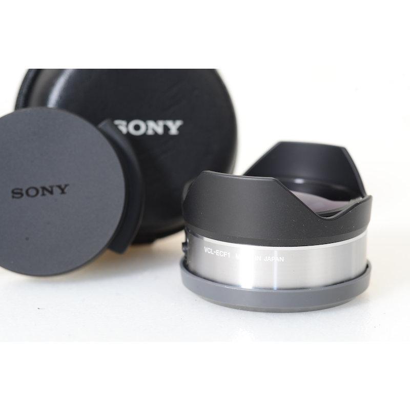 Sony Fisheye Konverter 0,62x VCL-ECF1