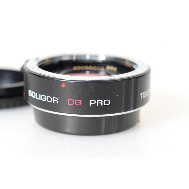 Soligor Telekonverter Pro DG 1,4x C/EF