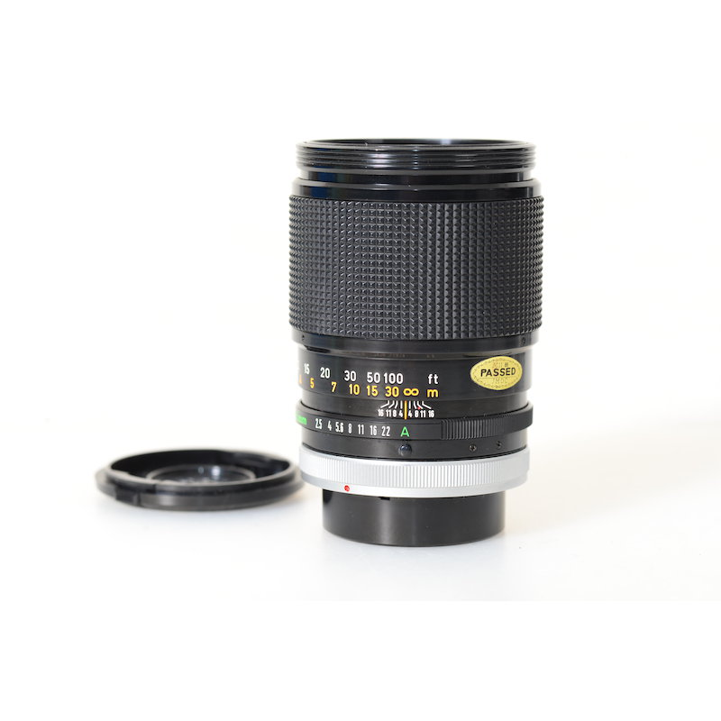 Canon FD 2,5/135 S.C.