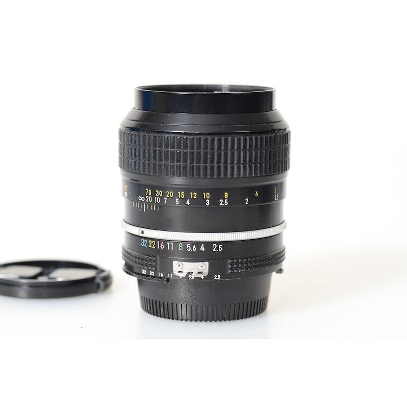 Nikon Ai 2,5/105