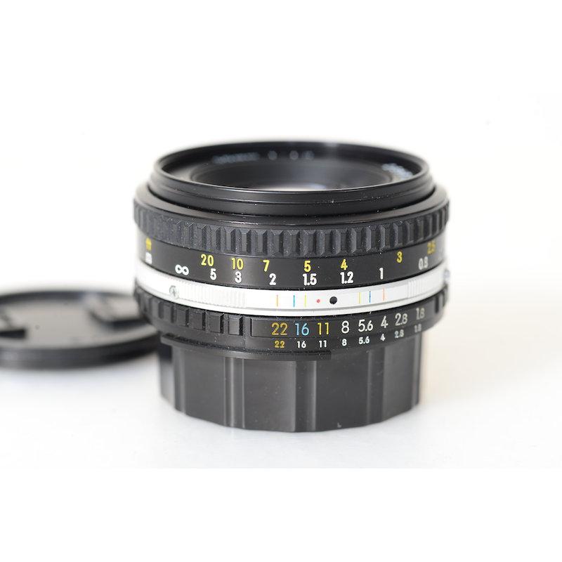 Nikon Ai/S 1,8/50 Serie-E New