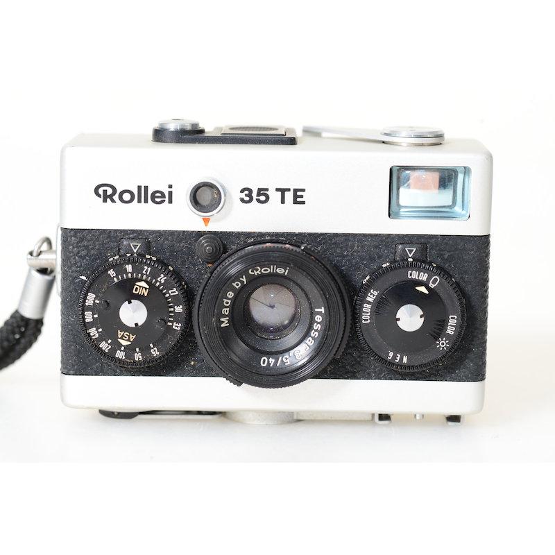 Rollei 35 TE Chrom Singapore