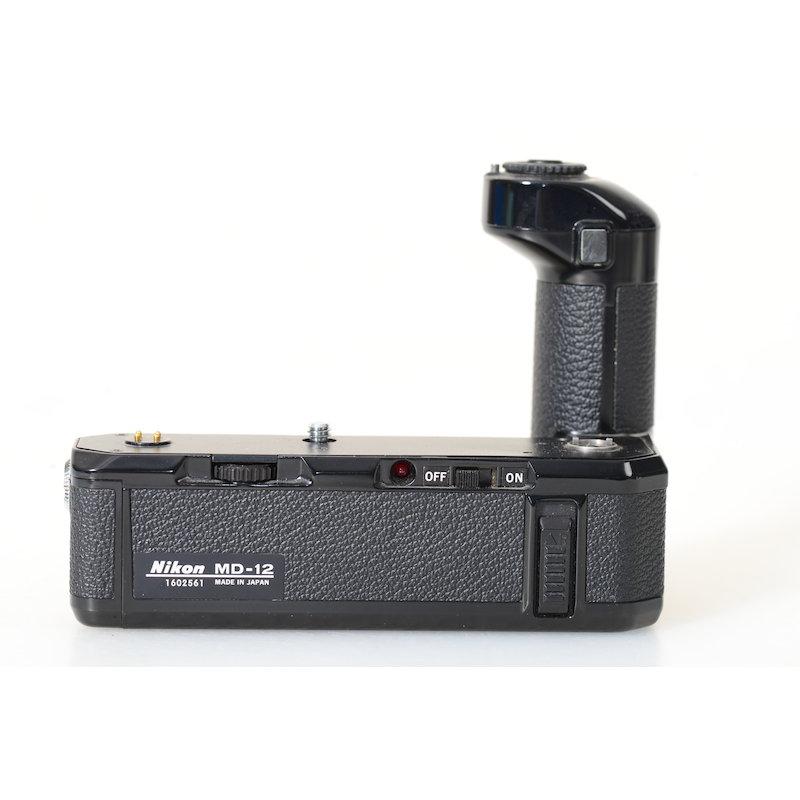 Nikon Motor Drive MD-12 FE2/FM2/FA