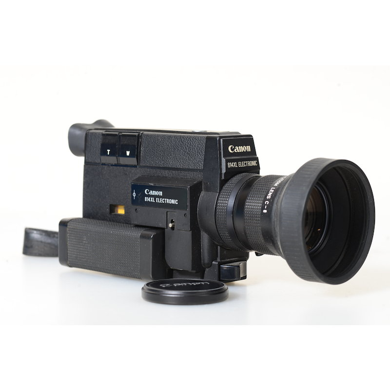 Canon 814 XL Electronic Super-8