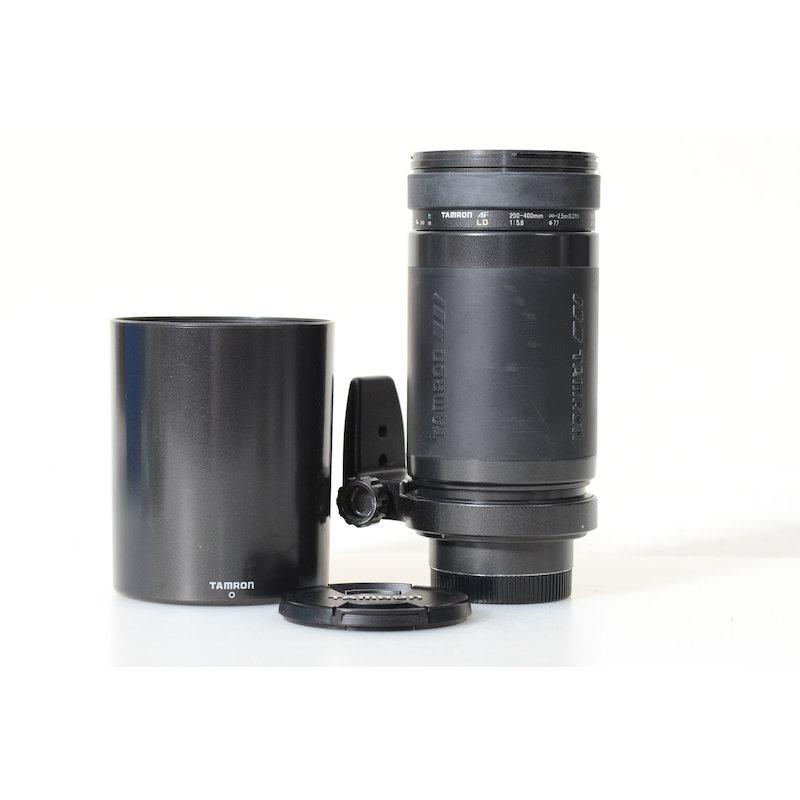 Tamron SP 5,6/200-400 LD MI/AF
