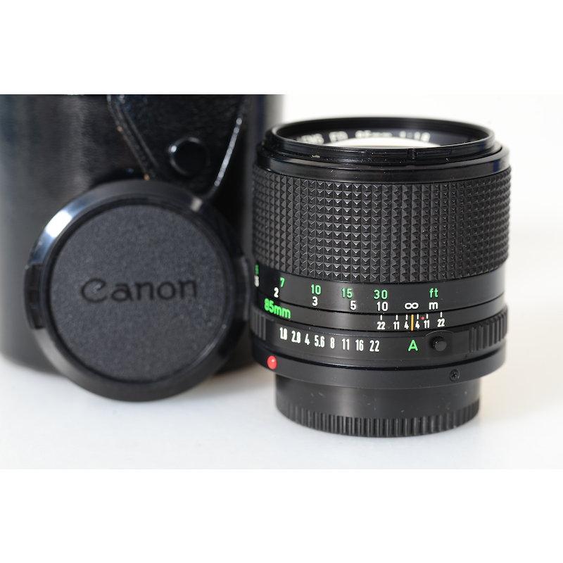 Canon FD 1,8/85