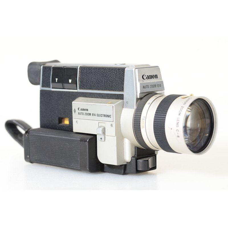 Canon Auto Zoom 814 Electronic Super-8