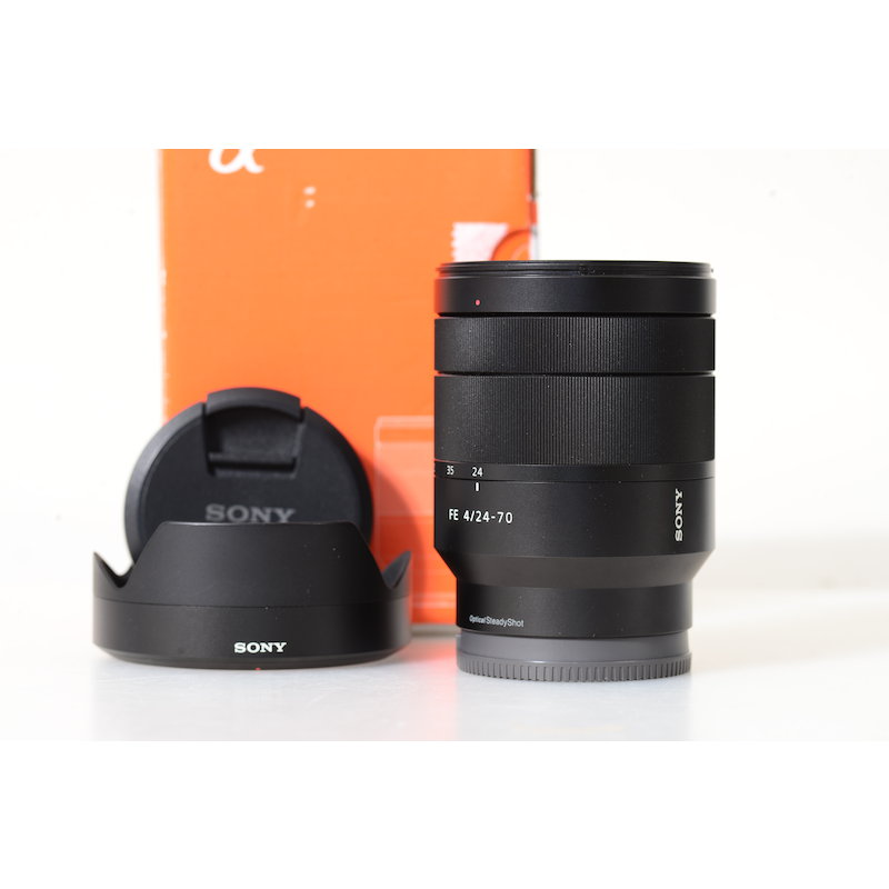 Sony Vario-Tessar T* FE 4,0/24-70 ZA OSS E-Mount