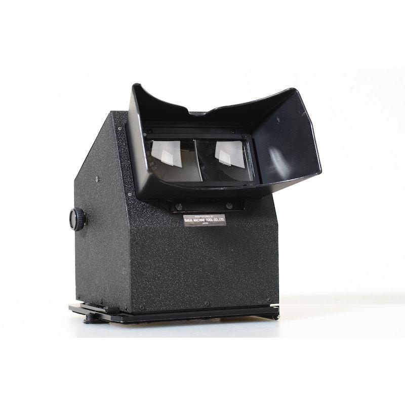 Toyo Aufsicht Reflexsucher 4x5