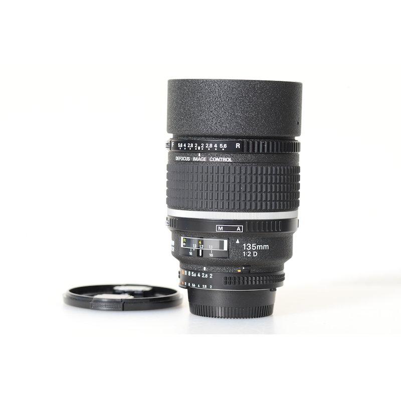 Nikon AF 2,0/135 DC D