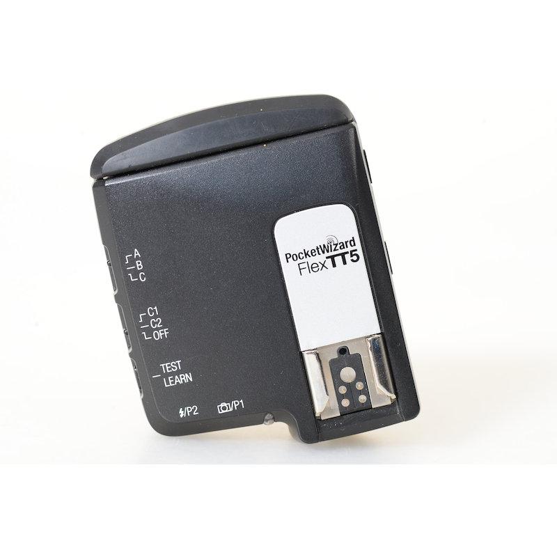 PocketWizard Empfangsgerät Flex TT5 Nikon