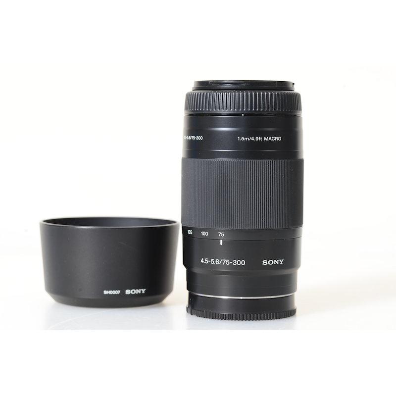 Sony AF 4,5-5,6/75-300