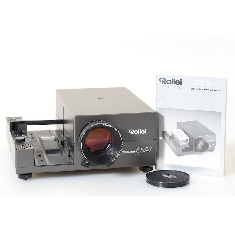 Rollei Vision 66+AV-Xenotar 2,8/150 HFT