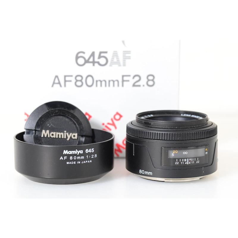 Mamiya AF 2,8/80 M645 AFD