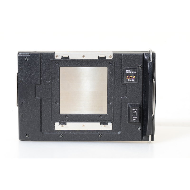 Bronica Polaroidmagazin 100 SQ