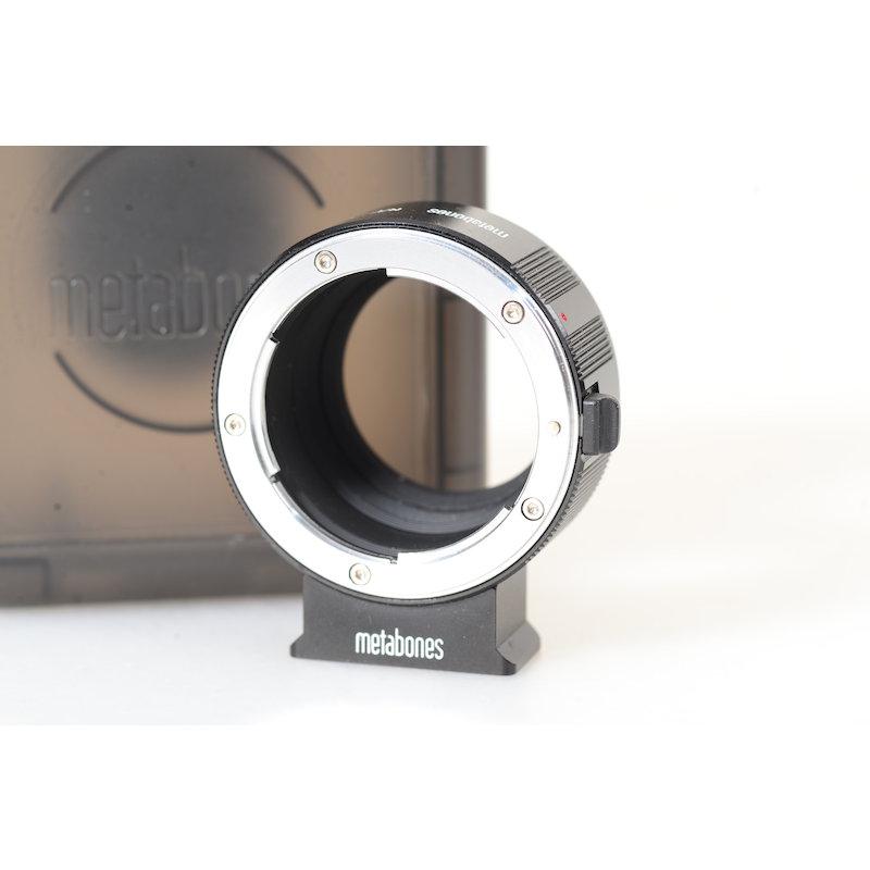 Metabones Nikon Objektivadapter Fujifilm X-Mount