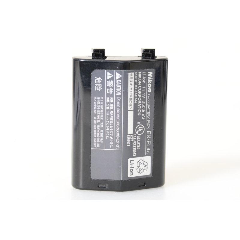 Nikon Li-Ion-Akku EN-EL4a 2500mAh