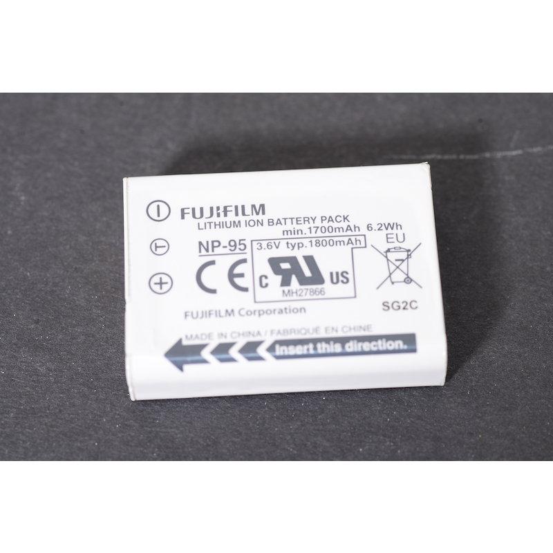 Fujifilm Lithium Ion Akku NP-95