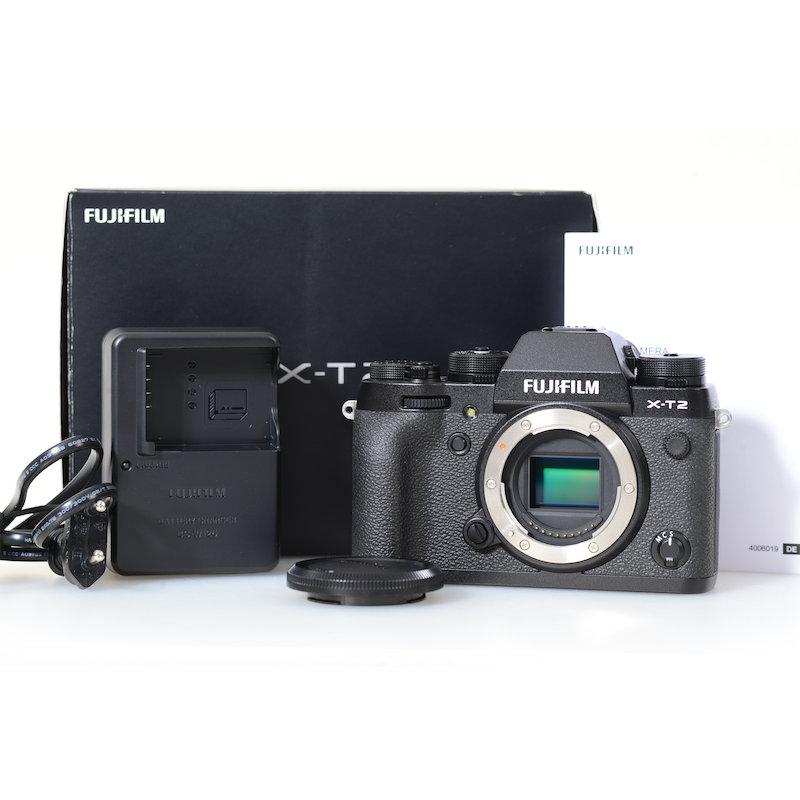 Fujifilm X-T2 (250 Auslösungen)