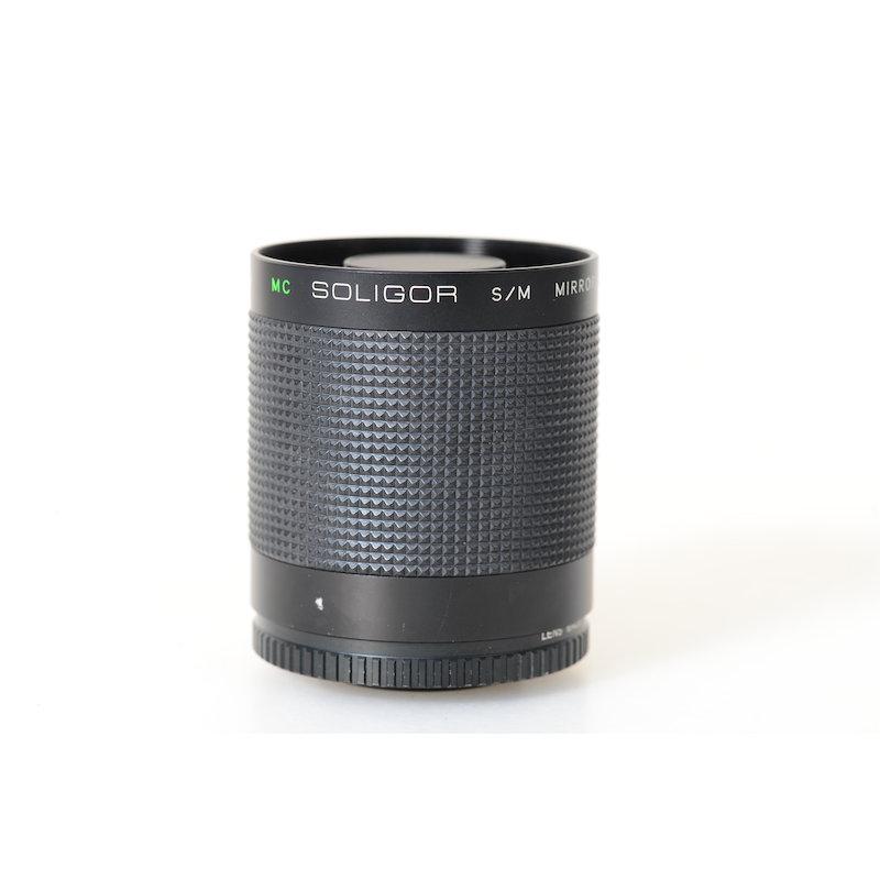 Soligor MC 8,8/500 Spiegel T2