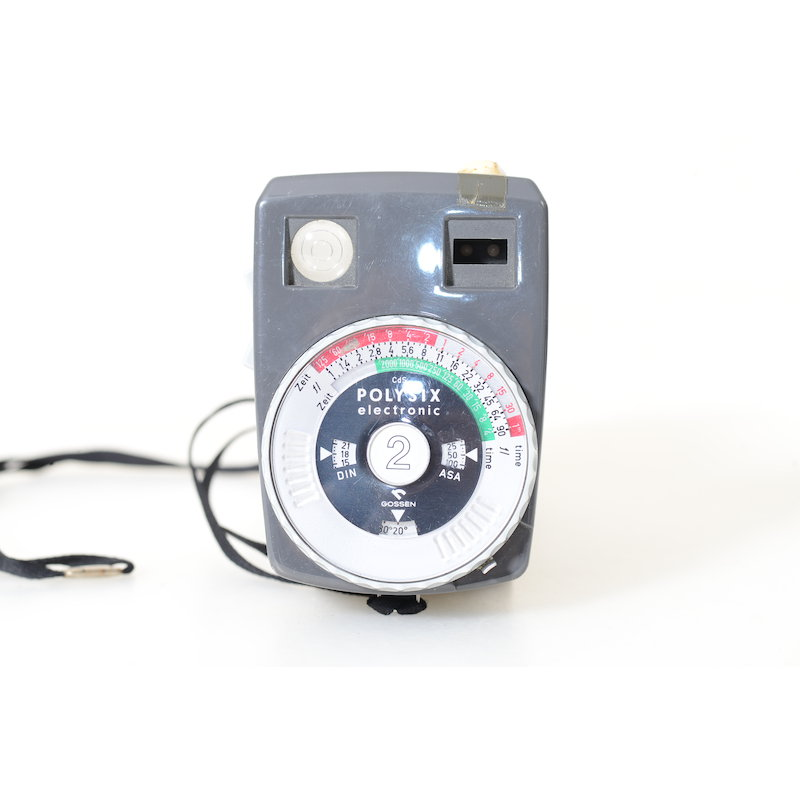 Gossen Polysix Electronic