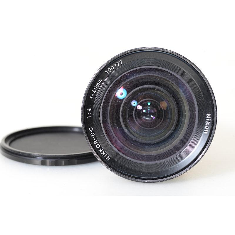Nikon Nikkor-DC 4,0/40 Bronica C/S2/EC-TL
