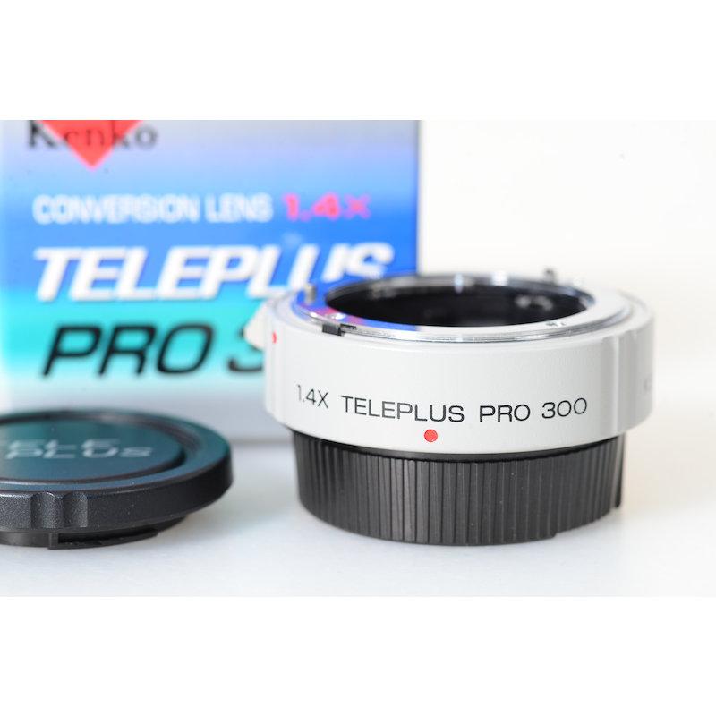 Kenko Telekonverter Pro-300 1,4x weiß NI/AF S