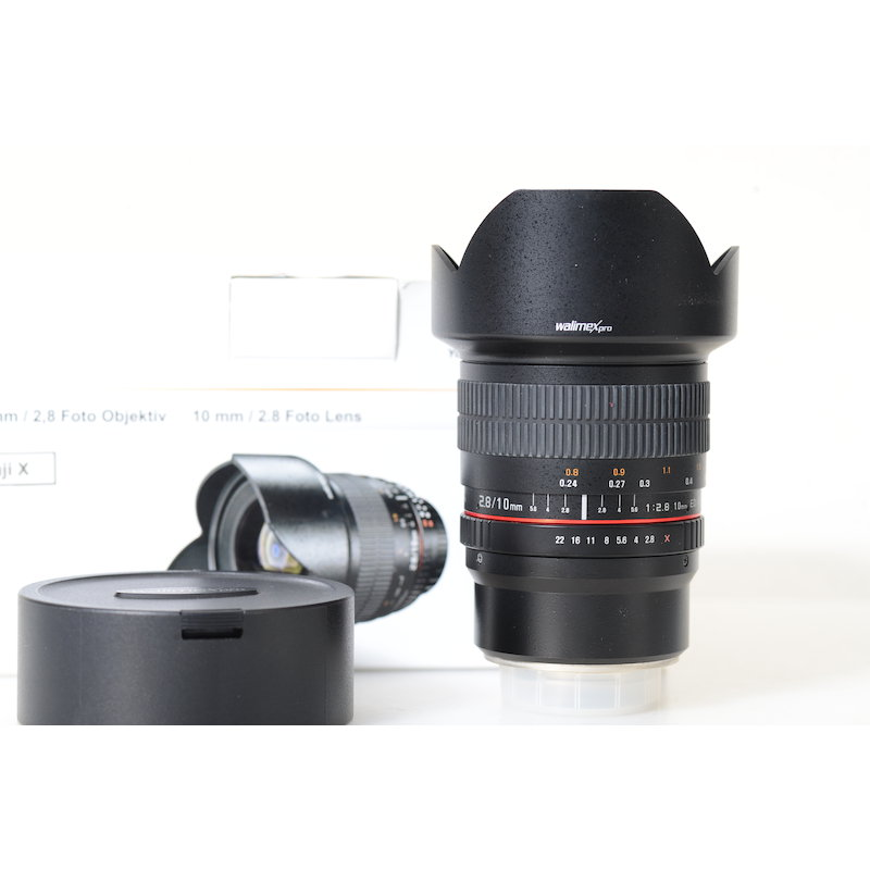 Walimex Pro 2,8/10 CSX Fujifilm X-Mount