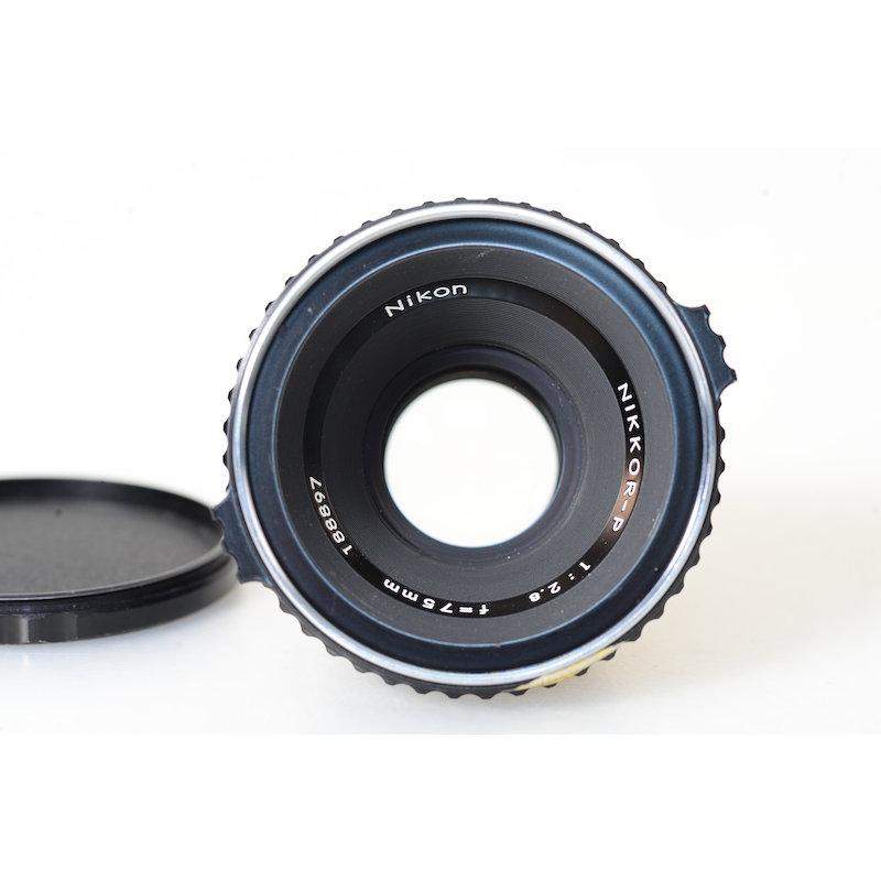 Nikon Nikkor-P.C 2,8/75 Bronica C/S2/EC-TL