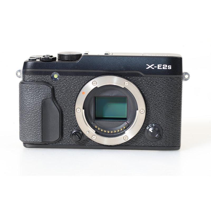 Fujifilm X-E2s Black