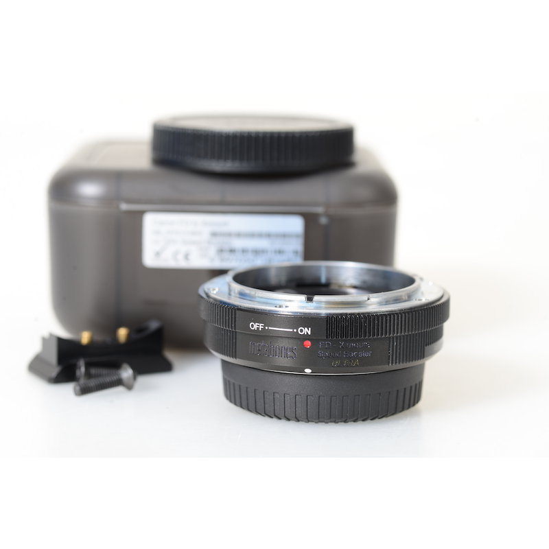 Metabones Canon FD Speed Booster Ultra Fujifilm X-Mount