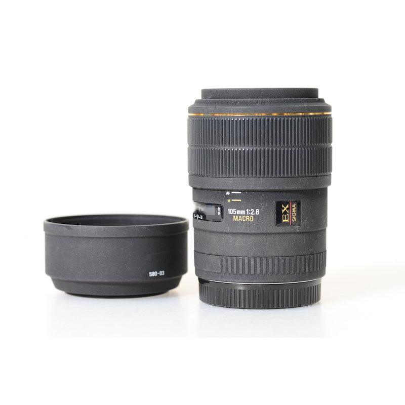 Sigma EX 2,8/105 Makro C/EF