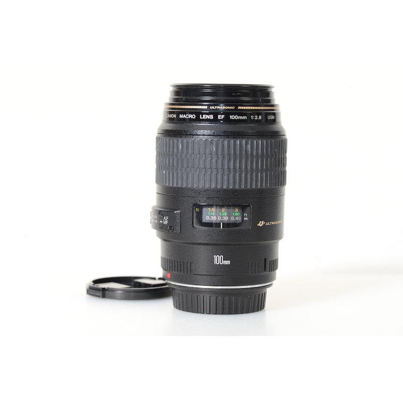 Canon EF 2,8/100 Makro USM