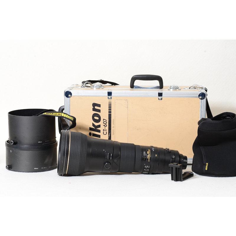 Nikon AF-S 4,0/600 G ED VR