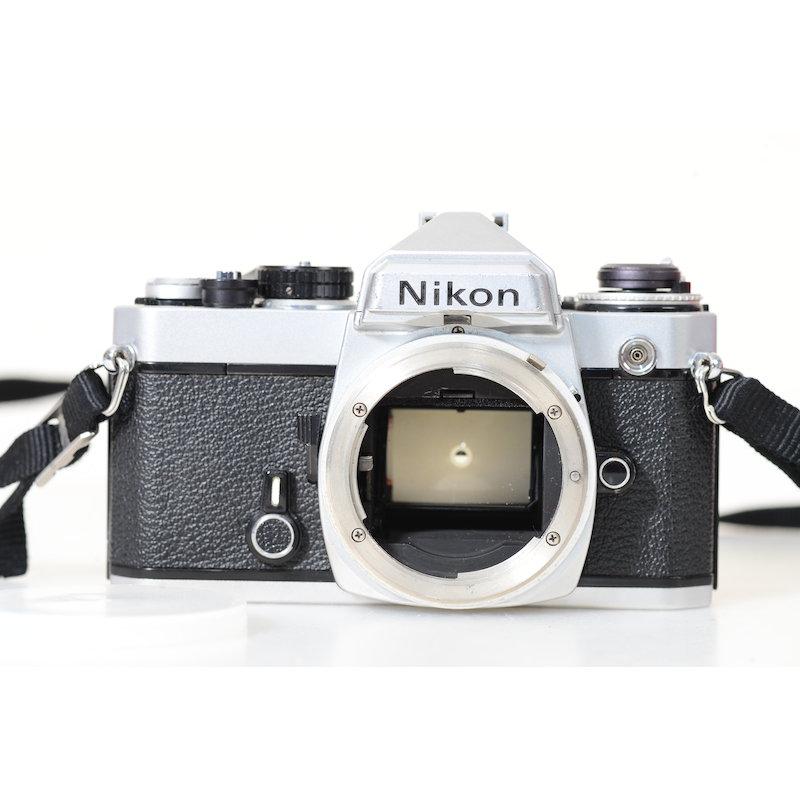 Nikon FE Chrom