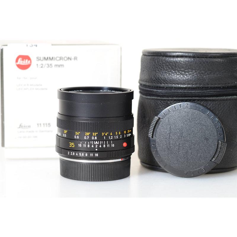 Leica Summicron-R 2,0/35 E-55