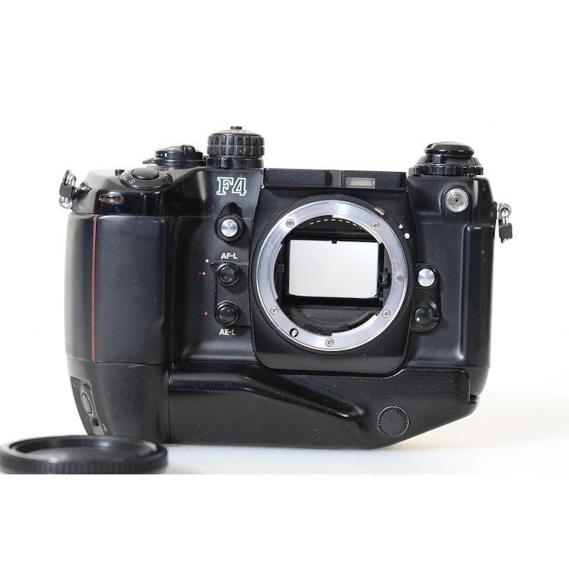 Nikon F4s ohne Sucher