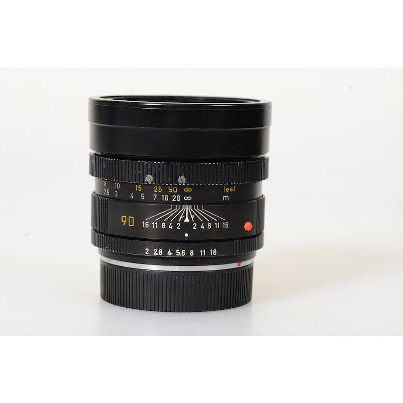 Leica Summicron-R 2,0/90 SER VII