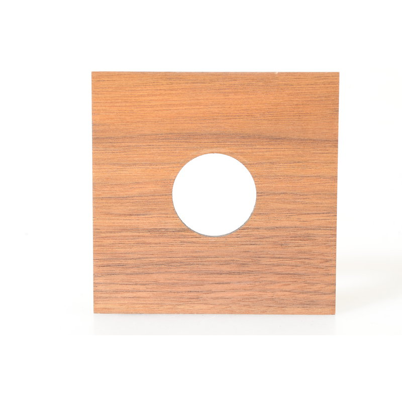 Tachihara Objektivplatte Holz Copal 0