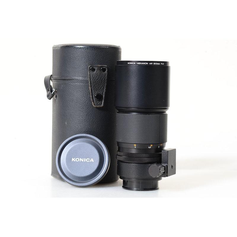 Konica Hexanon-AR 4,5/300