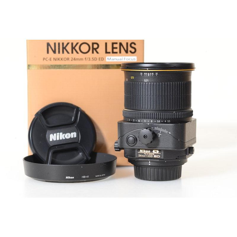 Nikon PC-E 3,5/24 D ED N MF