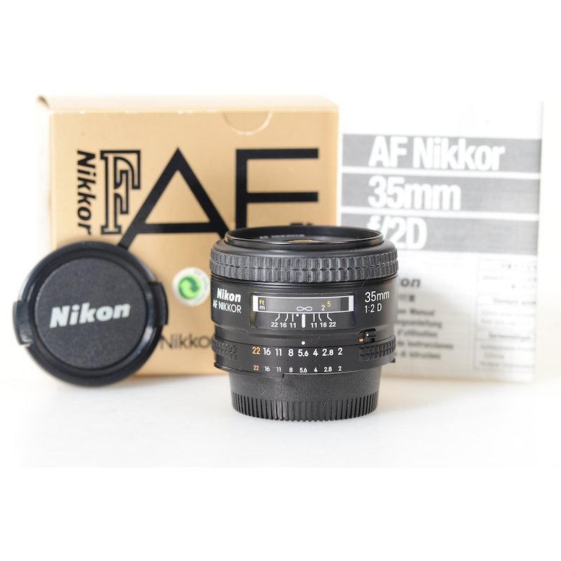Nikon AF 2,0/35 D