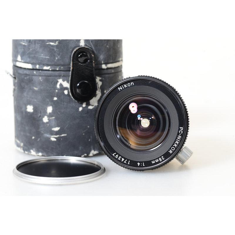 Nikon PC 4,0/28 Shift