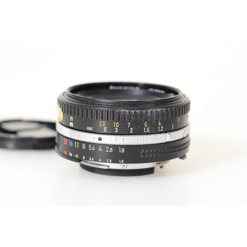 Nikon Ai/S 1,8/50