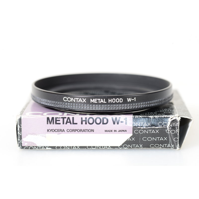 Contax Geli.-Blende Metall W-1 E-82 3,3-4,0/28-85