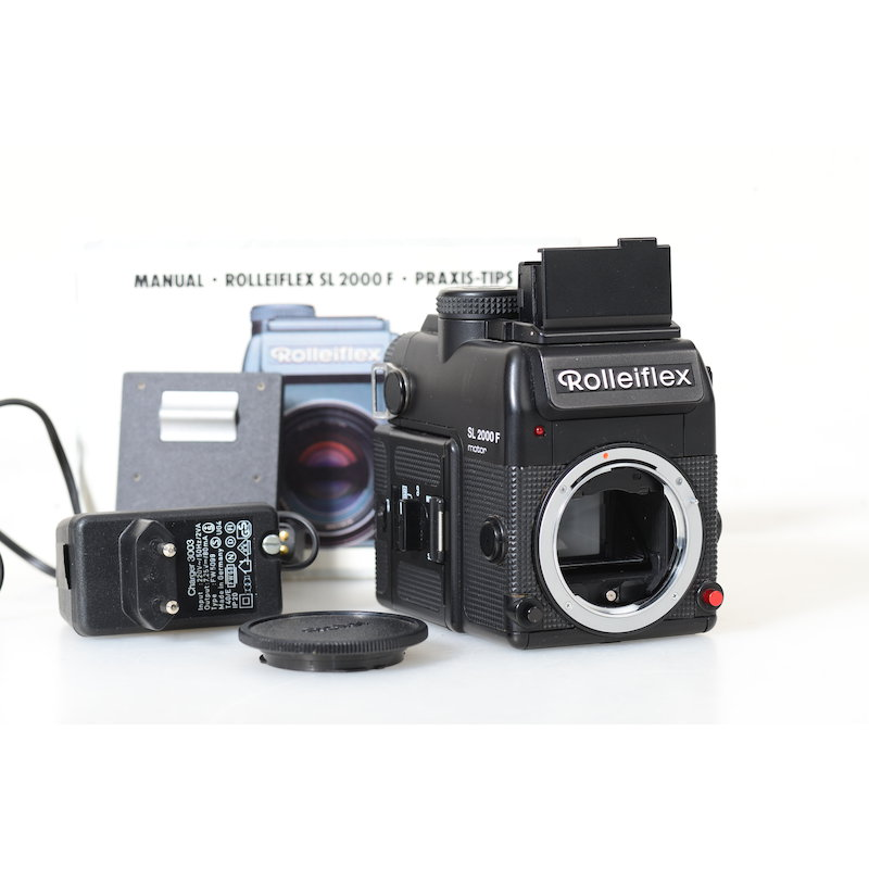 Rollei SL-2000 F+Mag.