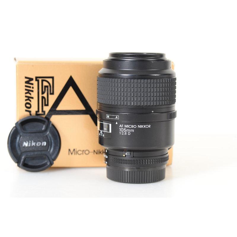 Nikon AF 2,8/105 D Makro