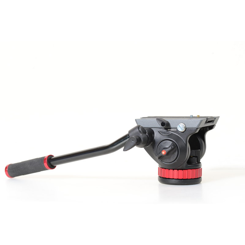 Manfrotto Pro Fluid Video Neiger MVH502AH