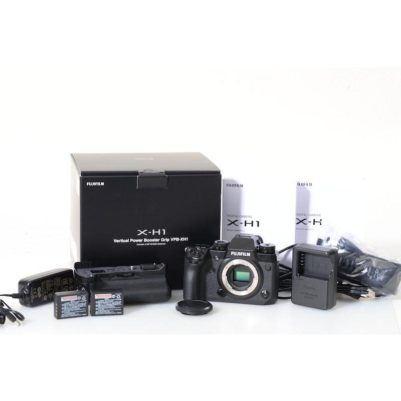 Fujifilm X-H1+Vertical Power Booster Grip VPB-XH1 (701 Auslösungen)