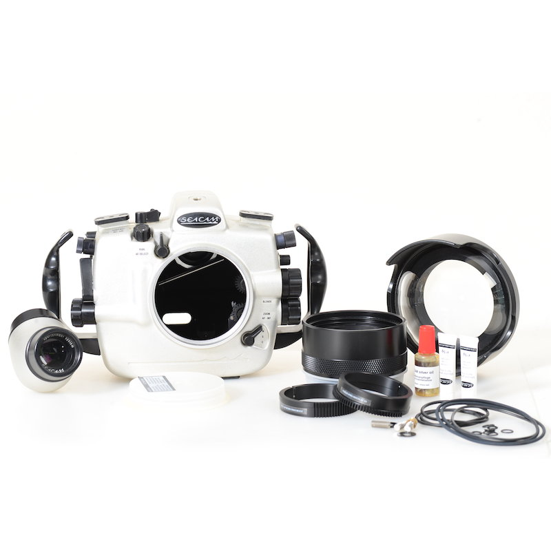 Seacam Unterwassergehäuse Nikon F5